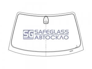 Лобовое стекло BMW 3 E46 (98 - 06)