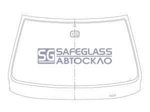 Лобовое стекло BMW 5 E39 (95-03)