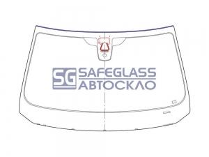 Лобовое стекло BMW 5 F10/F11 (10 - ...)