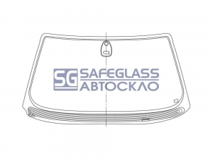 Лобовое стекло BMW 7 E38 (94 - 01)