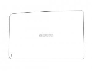 Лобовое стекло КаМАЗ 5320