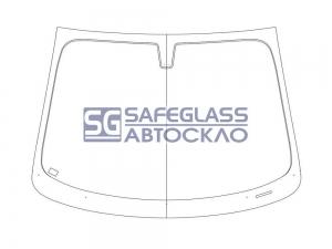 Лобовое стекло Chevrolet Aveo 4 (T300) (12 - ...)