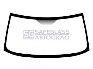 Лобовое стекло Chevrolet Exspress (96 - 02)