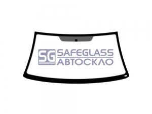 Лобовое стекло Citroen C3 (02 - 09)