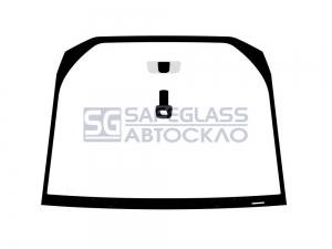 Лобовое стекло Citroen C4 Picasso (06 - 13)