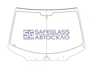 Лобовое стекло Citroen C5 (08 - ...)