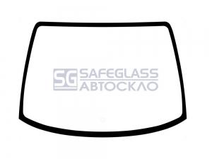 Лобовое стекло Chrysler Voyager (95 - 00)