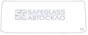 Лобовое стекло Iveco Eurotech (93 - 03)