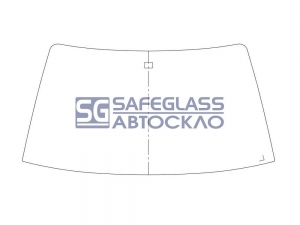 Лобовое стекло FORD Escort MK III / Orion (81 - 90)
