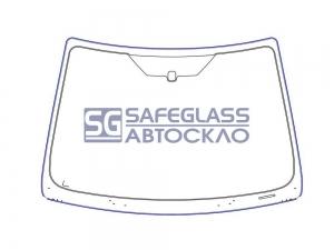 Лобовое стекло Ford Focus (05 - 11)
