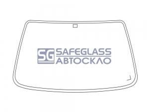 Лобовое стекло FORD Sierra (82 - 86)