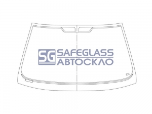 Лобовое стекло FORD Skorpio / Turnier (85 - 98)