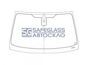 Лобовое стекло Ford Mondeo (07 - 14)