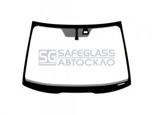 Лобовое стекло Honda Accord (03 - 08)