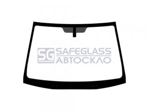 Лобовое стекло Kia Rio (05 - 11)
