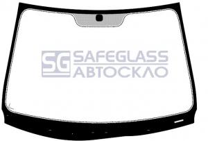 Лобовое стекло KIA Ceed 5D (09 - 12)
