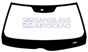 Лобовое стекло Mercedes W140 (91 - 98)