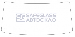 Лобовое стекло Mercedes W601 (77 - 95)