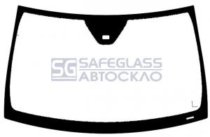 Лобовое стекло Mercedes W164 ML (05 - 11)