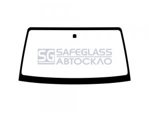 Лобовое стекло Mitsubishi Pajero 3 (00 - ...)