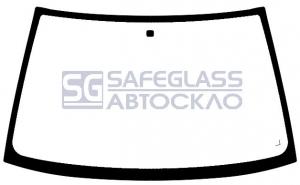 Лобовое стекло Nissan Primera Р11 (96 - 02)