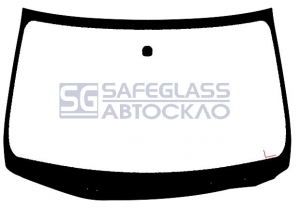 Лобовое стекло Nissan X-Trail 5D (07-)