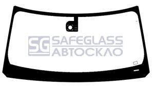 Лобовое стекло Nissan Patrol Y61 (97 - 10)