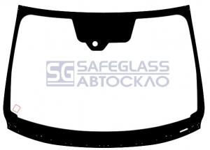 Лобовое стекло Nissan Quashqai (13 - ...)