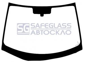 Лобовое стекло Nissan Murano Z50 (04 - 08)