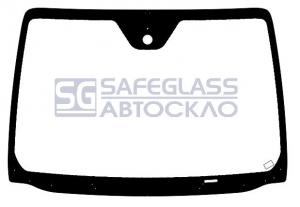 Лобовое стекло Nissan Note (06 - 13)