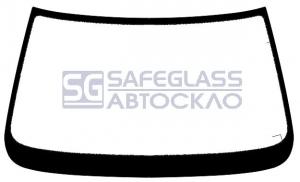 Лобовое стекло Opel Vectra А (88 - 95)