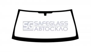 Лобовое стекло Opel Vectra C 4D (02 - 08)
