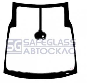 Лобовое стекло Opel Zafira C (11 - ...)