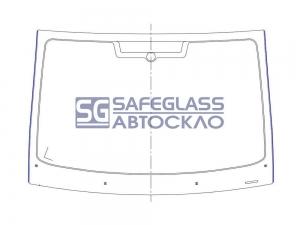 Лобовое стекло Citroen Berlingo (08 - ...)
