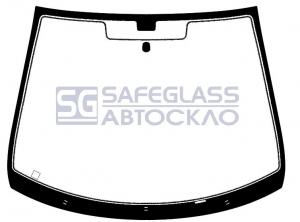 Лобовое стекло Peugeot 207 (06 - 11)