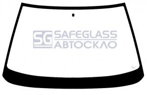 Лобовое стекло Renault R-21 (86 - 94)