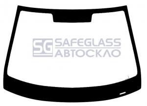 Лобовое стекло Renault Laguna 2 5D (01 - 08)