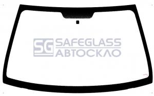 Лобовое стекло Renault Clio / Symbol (98 - 05)