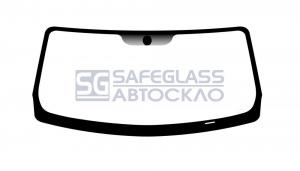 Лобовое стекло Renault Kangoo (08 - ...)