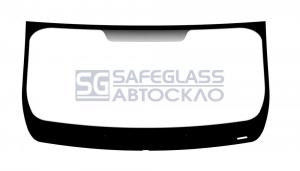 Лобовое стекло Renault Trafic (14 - ...)