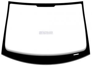 Лобовое стекло SEAT Leon (05 - 12)