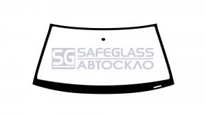Лобовое стекло Skoda Fabia (00 - 07)