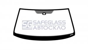 Лобовое стекло Skoda Octavia A5 (04 - 13)