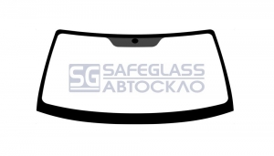 Лобовое стекло Subaru Legacy (03 - 09)