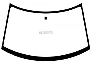Лобовое стекло Suzuki Swift 4 (05 - 10)