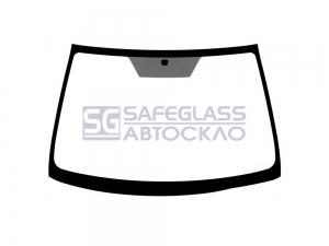Лобовое стекло Toyota Corolla (06 - 13)