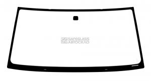 Лобовое стекло Toyota Landcruiser FJ 100 (97 - 07)