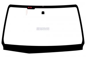 Лобовое стекло Toyota Hilux (15 - ...)