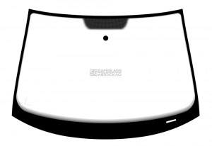 Лобовое стекло Volkswagen Golf 6 (09 - 12)