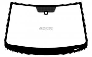 Лобовое стекло Volkswagen Passat CC 4D (08 - ...)
